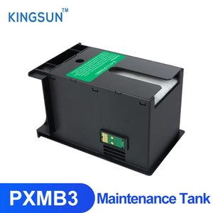 Ink Cartridges PXMB3 Maintanence Tank With Chip For T6711 Waste WorkForce Pro WF-3620DWF 3640DTWF 7110DTW 7610DWF 7620DTWF