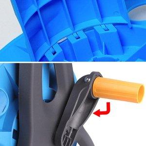 Garden Hose Reel Stand Water Pipe Storage Rack Cart Holder Bracket For 35m 1 2 Inch FHJ889 Watering Equipments