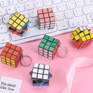 Мини игрушки рубика кубик студент подарок детский разведыватель головоломки игрушка