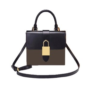 Contrast Fashion Brand PU Optional Outdoor Bags Shopping Essential Ladies Design Classic Color Material High-quality Multi-color Travel Nxct