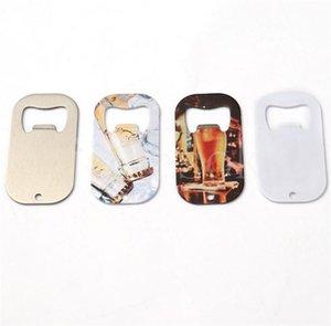 Сублимационные пустые открылки для бутылок пива штопор DIY металлический серебряный тег собаки творческий подарок домашний кухонный инструмент DB846