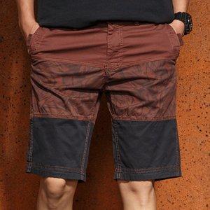 New Collection Summer Casual Work Cargo Shorts Moda uomo Squad Knielmange Drascas Stampato grande hot buy F25