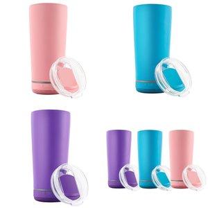 2021 18 once Smart Bottle Bottle Altoparlante in acciaio inox Acciaio inossidabile Tumbler wireless USB Carica tazza portatile da esterno per viaggi a feste