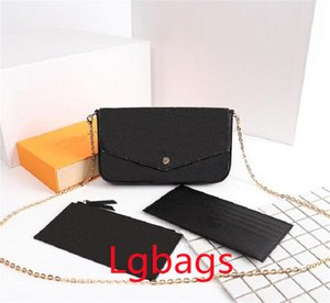 2021Designers Wallets Designer Wallet Tote High Quality Luxury Leather Women Men Coin Purse Clutch Bags With Box DustBag