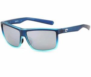 Klassische Costa Sonnenbrille Herren South Point_580P Polarized UV400 PC-Objektiv Hohe Qualität Mode Marke Luxus Designer Sonnenbrille Top001