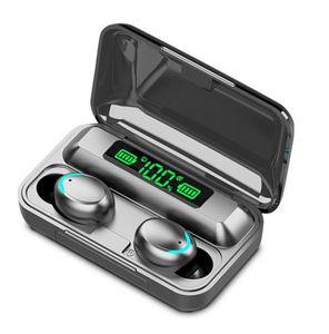 الجيل 3 الجيل الثاني سماعة بلوتوث F9-5C ضمان الجودة سماعة لاسلكية سماعة الهاتف الخليوي الهواتف