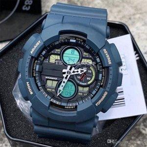 Продам открытый досуг спортивные мужские часы, холодные двойные дисплеи светодиодные цифровые мировое время водонепроницаемый и ударопрочный