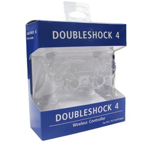 1 stücke sels paket drahtlos bluetooth ps4 controller vibration joystick gamepad spiel für sony spiel station mit retailkasten pk ps5