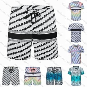 2021 رجل إمرأة مصمم السراويل الصيف أزياء الشارع الشارع الملابس التجفيف السريع ملابس الطباعة مجلس الشاطئ السراويل الرجل s السباحة قصيرة