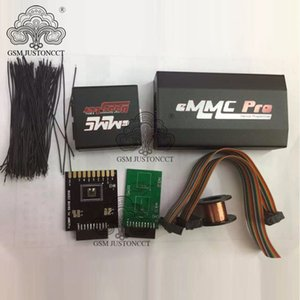 100% Original EMMC PRO BOX device programmer with Booster Tool Functions and Jtag box ,Riff Box