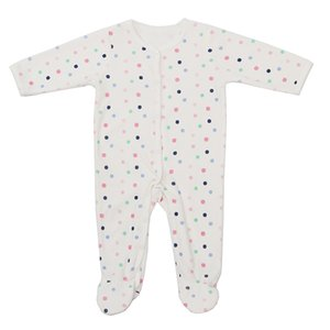 Kids Clothing Rompers Super Soft 100% Cotton Lovely Baby Jumpsuit Long Sleeve