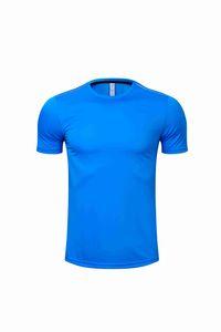 spandex hombres mujeres corriendo camiseta de forma rápida de entrenamiento de ejercicio de entrenamiento de gimnasio gimnasio Tops de deportes