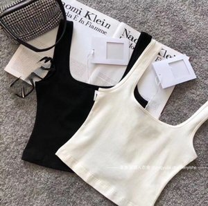 2021 sexy summer Camisoles inner lap pad with beautiful back vest web celebrity double ribbon bow Elasticity average size (35-70kg)