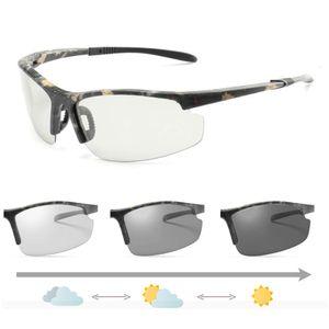 Hombres y mujeres 2021 Gafas deportivas Gafas de sol Gafas de sol a prueba de viento Polarizado Bicicleta Anti-Fall Viperrlqk