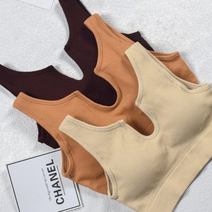 Fashion Designer Womens Cotton Yoga Suit Gymshark Sportwear Tracksuits Fitness Sport two Piece set 1 pants bra Leggings outfits