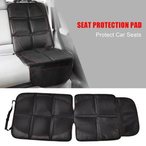 Seat Cushions 45*48CM Car Cover Waterproof Anti Slip Leather Protector With Pocket For Child Baby Mat Accessories