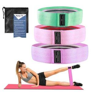 Gym Sport Equipment Resistance Bands para fitness Elastic Band Borracha Exercício abrangente Unisex CN (Origem)