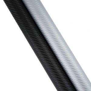 2021 127X30cm 3D Black Carbon Fiber Vinyl Film Carbon Fibre Car Wrap Sheet Roll Film tools Sticker Decal car styling Free