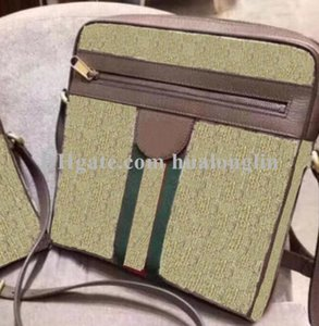 Quality Handbag Messenger Bag Men Purse Women unisex zipper shoulder cross body fashion date code serial number
