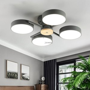 Ceiling Lights Nordic LED Decor Creative Light Modern Living Room Lamps Simple Bedroom Hanging Fixures