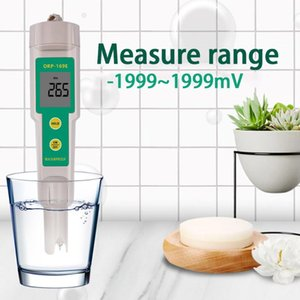 Meters ORP Digital Water Tester 0~± 1999mg Portable Quality Analysis Meter Detachable Test Pen Testers For Aquariums Pool
