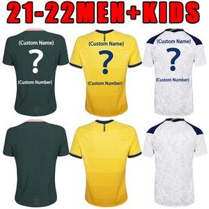 21 22 BALE REGUILON MAX футбол трикотажные изделия Kane Son Ndombele 2021 Lucas Dele Lo Celso Men + Kids Kit Футбольная рубашка