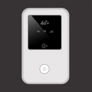 Portable Pocket Mifis, 4G CAT6 300Mbps LTE MIFI router WiFi hotspot ASR chipset customization support