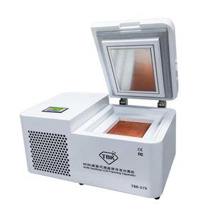 TBK-578 Mini Desktop LCD Schermo Schermo Separatore Congelatore Macchina Separatrice Rimuovi per Samsung Huawei Separazione di vetro Separazione di vetro Set di utensili