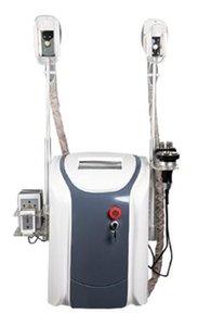 Laser minceur 80K RF Double menton Suppression de la machine de cavitation de cosmétologie de 360 graisse congelée