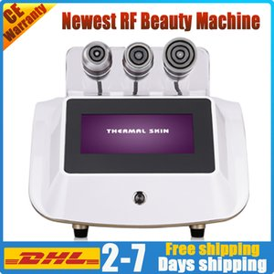 RF beauty machine skin tightening face lifting wrinkle removal anti aging radio frequency body slimming facial care rejuvenation