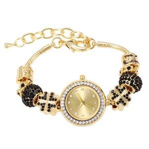 Fashion Pandora a women's small pendant inlaid with diamond trend bracelet watch
