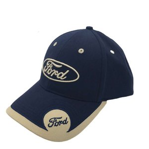 Snapbacks Ford Hat Cotton 고품질 수 놓은 자동차 남성과 여성의 야구 태양 음영 광고