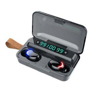 Генерация 3 2-го поколения TWS Bluetooth чип прозрачности металлический шарнир беспроводной зарядки наушники наушники в ухе обнаруженные наушники