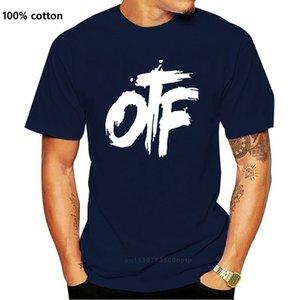 Midnite Star OTF Tee Shirt Lil Durk OTF T Shirt Uomo Lettera Stampa T-shirt in cotone Casual Maschile Maschile T-shirt Plus Size 4XL 6XL L0324