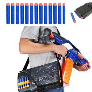 home US stock 7.2cm For NERF N-Strike Elite Series Refill Blue Soft Foam Bullet Darts Gun Toy