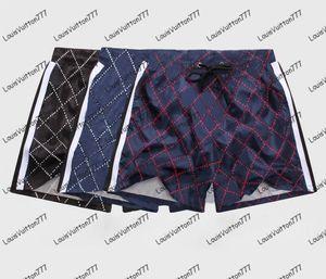 여름 패션 남자 디자이너 반바지 빠른 건조 수영복 인쇄 보드 비치 바지 망 수영 짧은 크기 m-xxxl