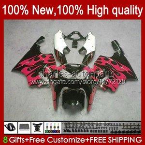 OEM Body red flames new For KAWASAKI NINJA ZX7R ZX750 1996 1997 1998 1999 2000 2001 2002 2003 Bodyworks 28HC.78 ZX 7 R ZX 750 ZX 7R ZX-750 ZX-7R 96 97 98 99 00 01 02 03 Fairing