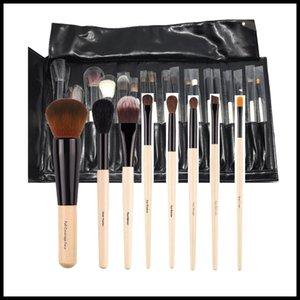 EPACK BB-SERIES 18-Brushes The Complete Brush set - Quality Wooden Handle Brush kit - Beauty Makeup Brushes Blender Tool