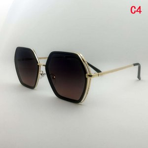 Fashion Woman Mens Send Fashion Sunglasses Square Uv400 Rectangle Quality Womens Top Metal Cycling Sunglasses Glasses Drive Rbtd