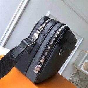 Spalla globale classico di lusso in pelle da uomo in pelle borse da uomo migliore qualità 40087 dimensioni 29 21 8 cm