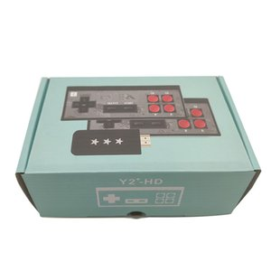 600 in 1 Mini HD Game Console Video Handheld Nostalgic Host Wireless Games Consoles Retail Packing Box