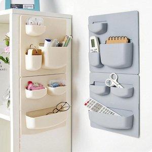 Ящики для хранения BINS HOME PATE BOX Настенная Ванная комната Стена Стена Свободный удар Кухня