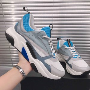 Branco Black Knit Sneakers Homens Low Top Sapatos Casuais Mulheres Language Land Speaker Retro Retalhos Sneakeres Cira de algodão com caixa Grande tamanho 35-46