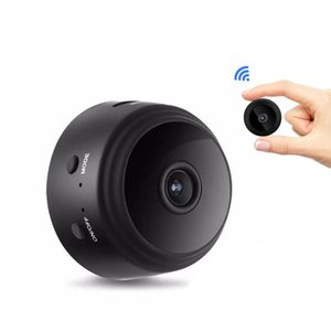Doorbells A9 Security Camera High-definition Light Night Vision 1080P For Home Surveillance Cameras With Wifi
