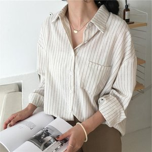 Spring Women Summer Blouse Korean Long Sleeve Womens Tops And Blouses Vintage Shirts Blusas Roupa Feminina Women's &