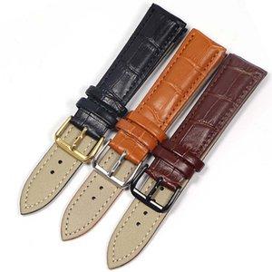 Cinturini in vera pelle 14/11/18/20/20/22/24 mm Guarda il braccialetto da polso cinturino in acciaio per cinturino in acciaio