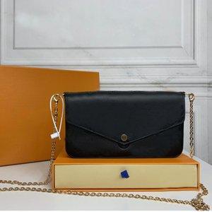 Sacs de soirée 20 couleurs avec boîte Sac à main de mode Femmes épaules Bandoulière Portefeuille Portefeuille Sac de téléphone Presbyopic Mini Messenger Porte-porte-cartes Porte-monnaie