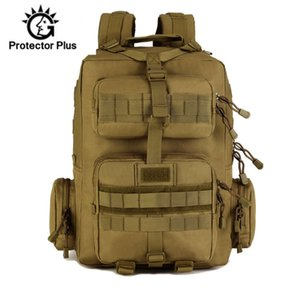 30L Sport Military Tactical Backpack Climbing Mountaineering Rucksack Oxford Army Bag Camouflage Camping Hiking Hunting XA807WA Y200920