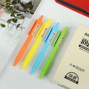 Gel Pens Black Refill Plastic Color Pen 14.5cm School Supplies Stationery S6f9