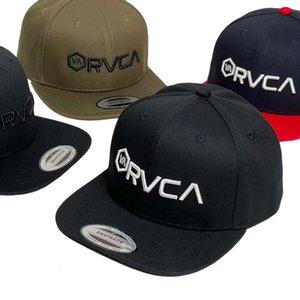 Cap Skateboard surfing wave brand RVCA flat brim baseball trend Street men's and women's hip hop